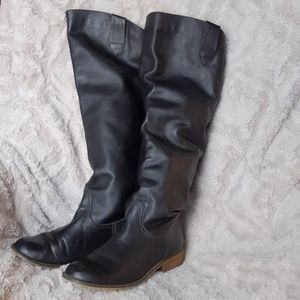 Soft leather boots by Nordstrom BP